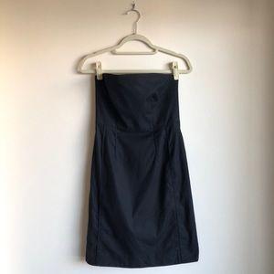 ✨ Vince Black Strapless Mini Dress ✨